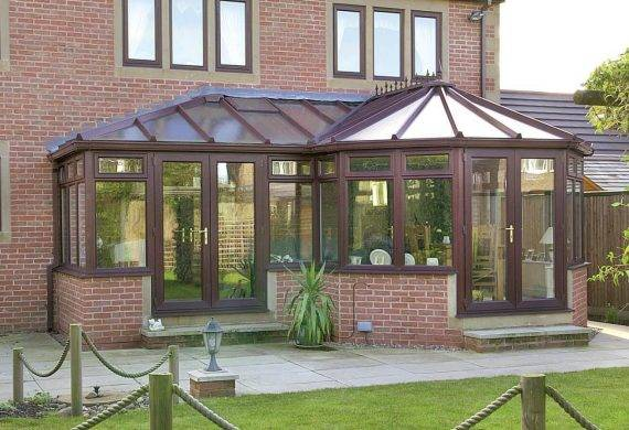 combination conservatories in Stafford
