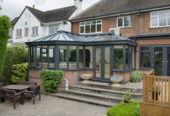 conservatories in lichfield