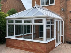 edwardian conservatory - conservatories in stafford