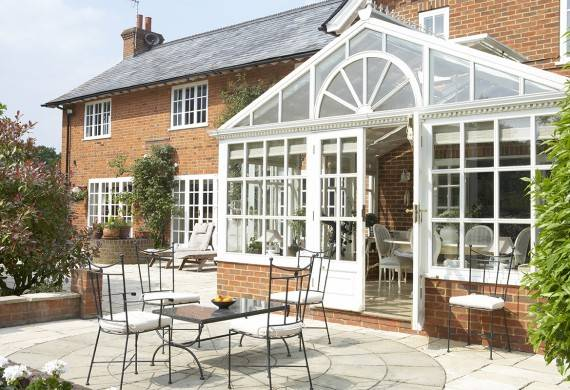 Gable Conservatories in Stafford