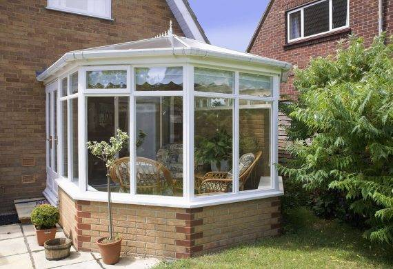 Victorian conservatories in Stafford