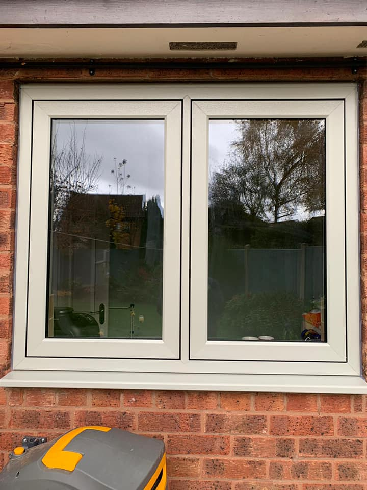 flush casement windows - double glazing windows