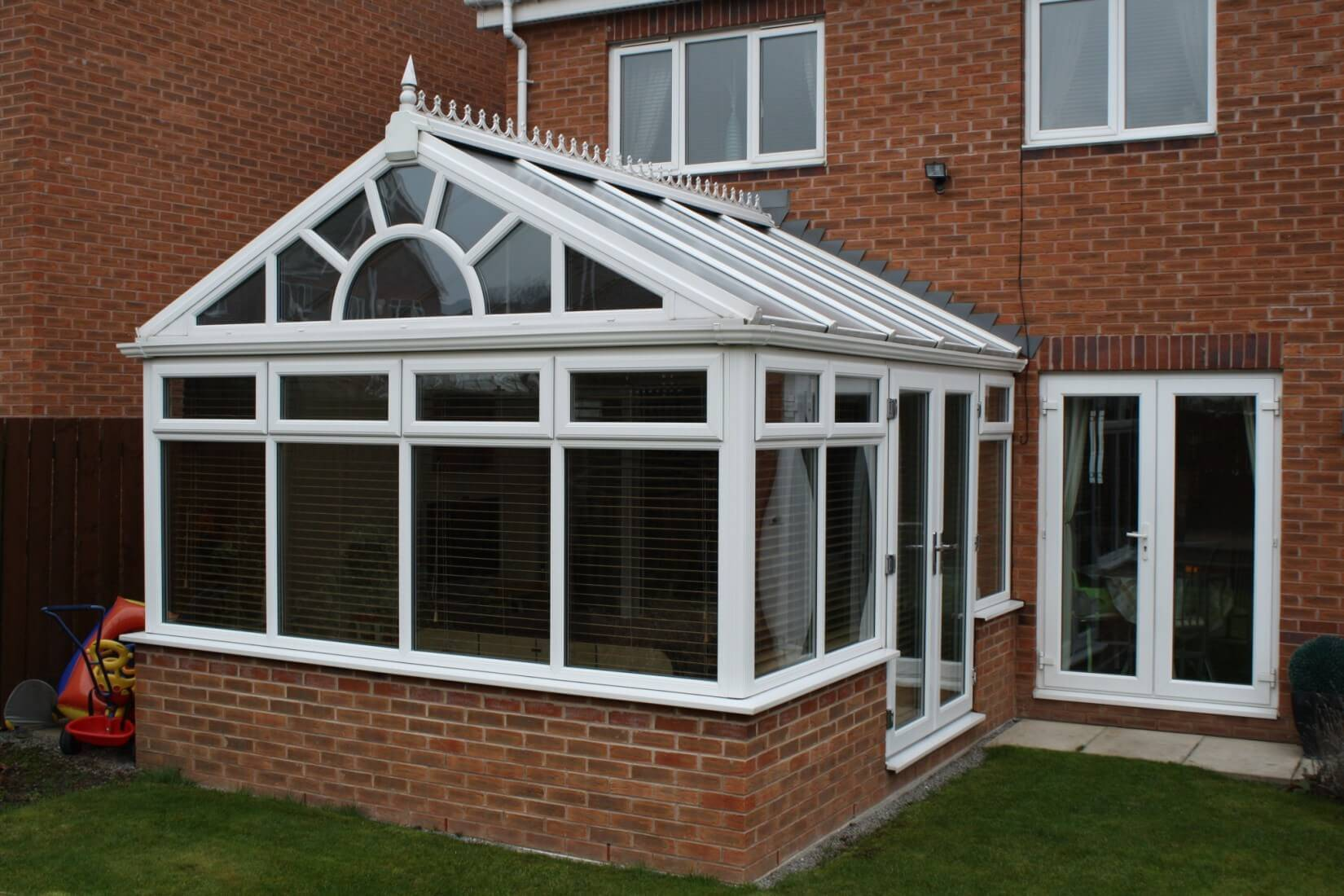 C Amp W Direct Gable