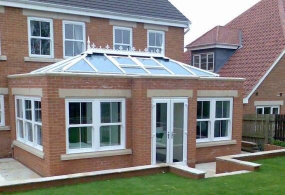 conservatories cannock