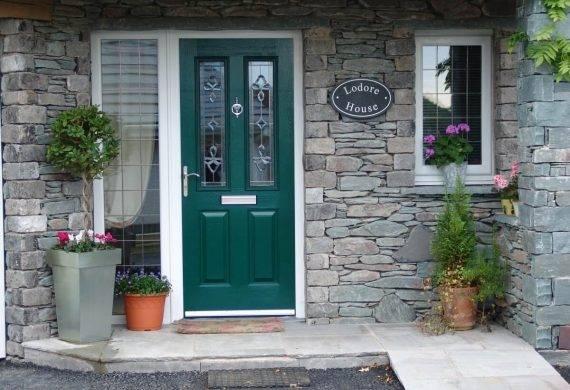 external doors