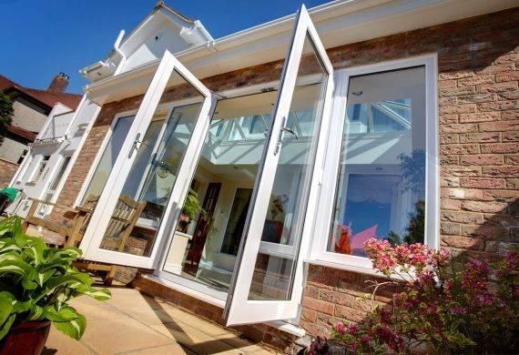conservatories in Stafford