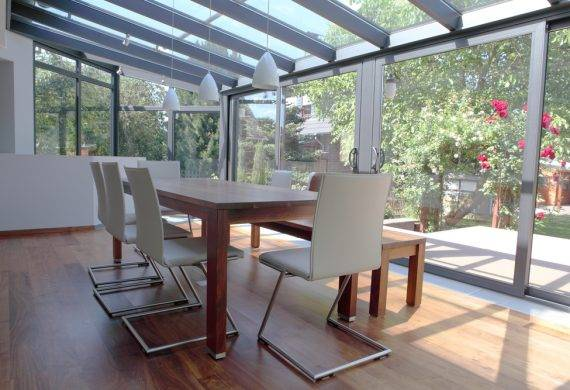 Lean-To Conservatories in Stafford