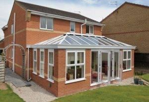 Edwardian conservatories in stafford