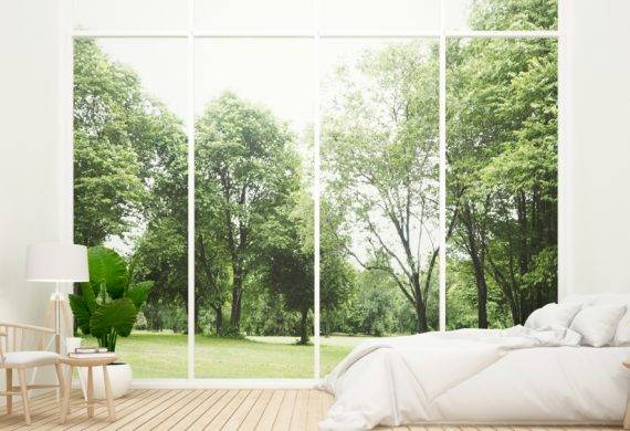 windows in cannock - aluminium C&W Direct