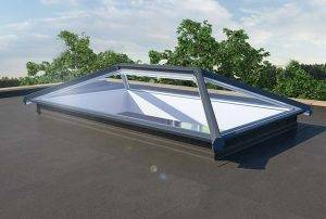 ultrasky roof lanterns - conservatories in cannock
