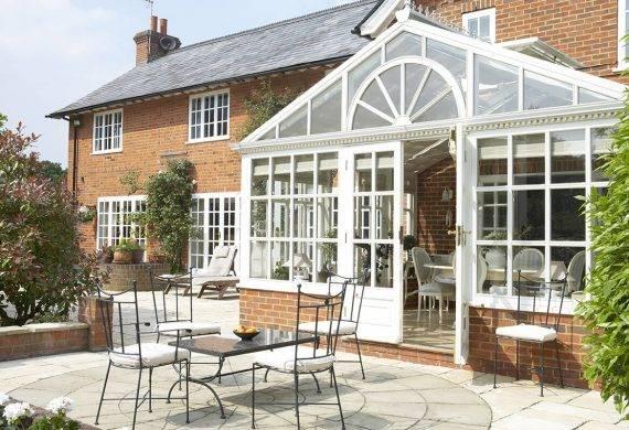 gable conservatories in lichfield